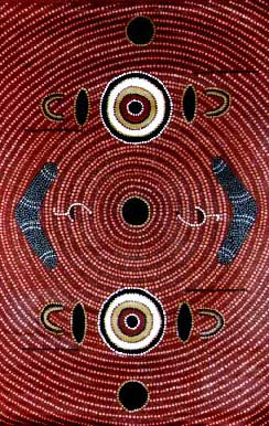 the land dreaming and the indigenous australian identity Including australian aboriginal beliefs and of the dreaming, the land and identity land for aboriginal spirituality the dreaming is.